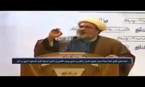 عقيدة الشيعة إحتلال مكة والسعودية يعلنونها صراحة