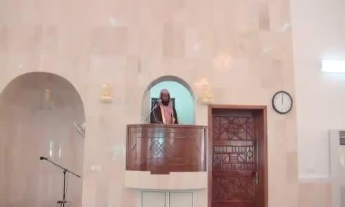 تزكية النفس بـ ذكر الله - الشيخ محمد بقنه الشهراني