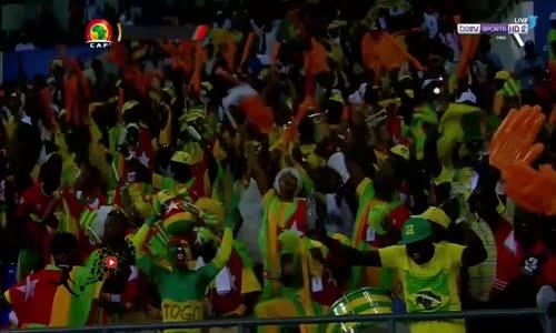 اهداف مباراة المغرب وتوجو 3-1 شاشة كاملة ( كاس امم افريقيا 2017 ) HD