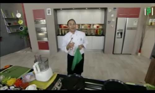 مطبخك  - برغر الدجاج  - الشيف شادي زيتوني