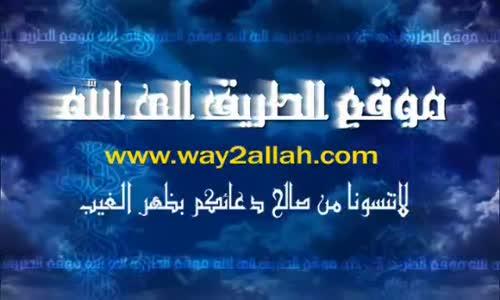 نار الكافر ووصف جهنم والعياذ بالله - الشيخ نبيل العوضي