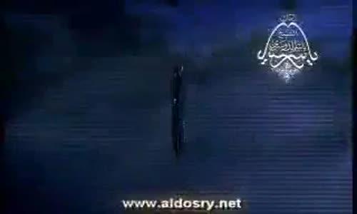 تلاوة خاشعه ومؤثره للشيخ ياسر الدوسري