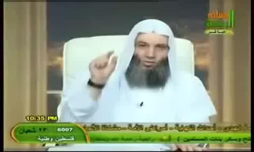 أول و أخطر عمل يبطل الصوم ۞ الشيخ محمد حسان
