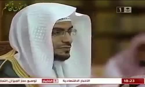 ثلاث وصايا في ليلة القدر - الشيخ صالح المغامسي