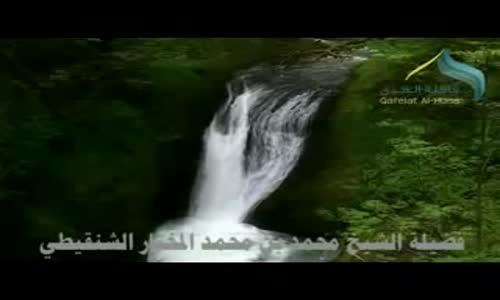 أفضل الدعاء - الشيخ محمد المختار الشنقيطي
