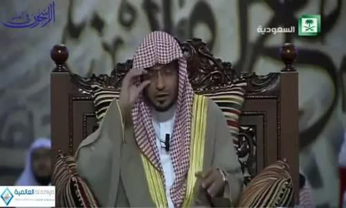مقطع مؤثر - الذنوب شؤم على أصحابها - الشيخ صالح المغامسي