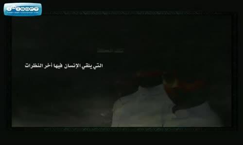 لحظة .. مقطع مؤثر للشيخ مشعل العتيبي
