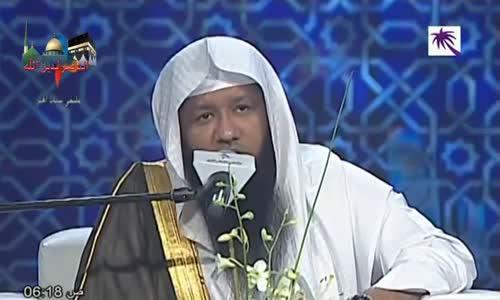 ماهو معيار الرجولة - مؤثر - الشيخ ابراهيم الزيات