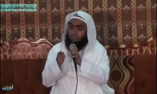 الداعيه علاء الخليدي - انظر كيف علاقة الإنسان بربه