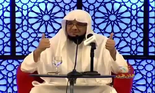 تأدب مع الله - الشيخ عبدالمحسن الأحمد