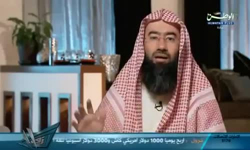 فضل الدعاء - الشيخ نبيل العوضي