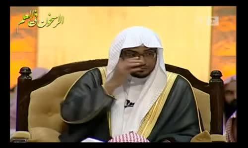 تأثر الشيخ صالح المغامسي عن أعظم عمل احب الى الله