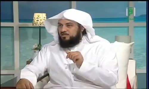 فضل صلاة الجنازة - الشيخ محمد العريفي.