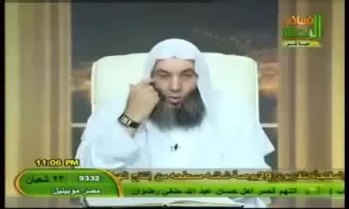 آداب الصيام ۞ الشيخ محمد حسان