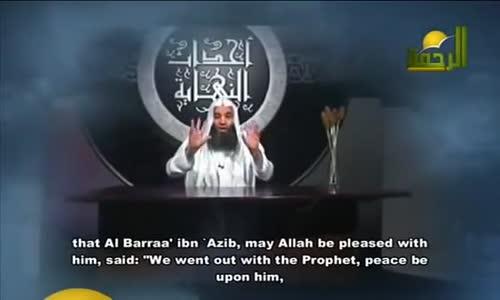 حديث   خروج الروح بعد الموت   الشيخ محمد حسان