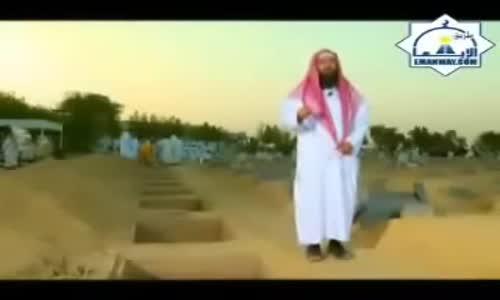 المقطع الذي تاب بسببه الكثيير !! (داخل القبر)