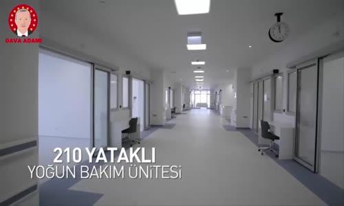 من الداخل والخارج هكذا تبدو أول مدينة طبية في تركيا إفتتحها أردوغان في ولاية مرسين