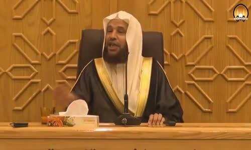 الشيخ سعيد بن مسفر و شظف العيش