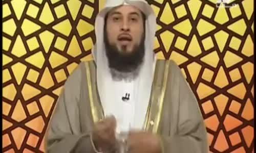 النوم على جنابه   الغسل   الشيخ محمد العريفي   