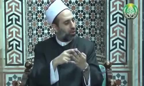 الشيخ العلامة  أحمد الشريف الأزهري يكشف كذب الوهابية فى أنهم هم أهل الحديث