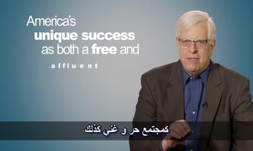 لم كانت أمريكا بلدا ناجحا ؟