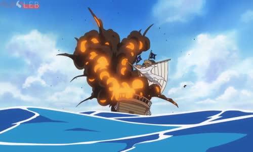 تنريوبيتو يدمر سفينة سابو و دراغون ينقذ سابو 