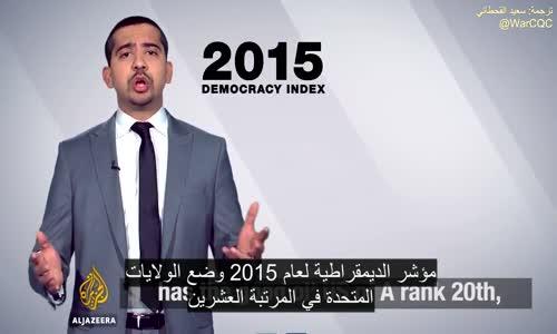مهدي حسن  حقيقة الديمقراطية الأمريكية