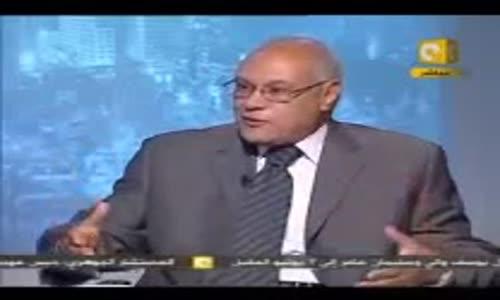 د. العوا الأفكار السلفية لا تلائم مصر والمصريين