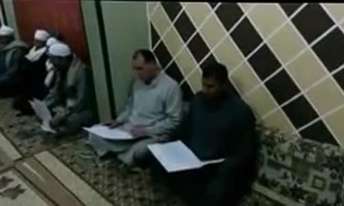 حضرة ذكر في منزل فضيلة الشيخ _ إبراهيم عبدالمنعم رميح .. بمدينة القرين شرقية
