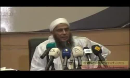 الشيخ الحسن ولد الددو المذهب السلفي ليس مذهب الصحابة والتابعين .