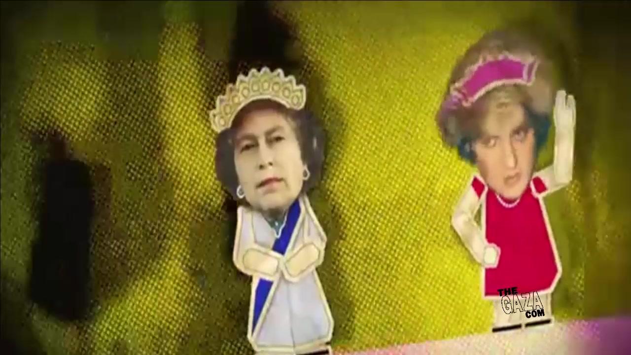 وجها لوجه ديانا في مواجهة إليزابيث