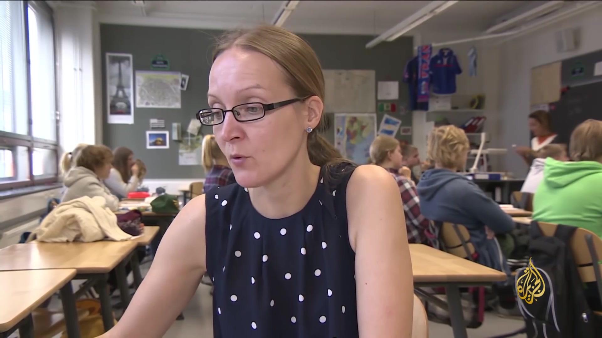 تعليم الأطفال في فنلندا مذهل جدا ومثال عال جدا للتعليم الحديث