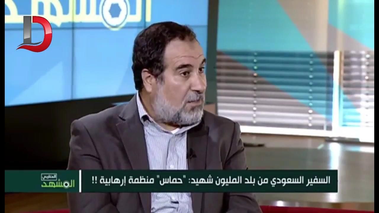 جزائري يحذر السفير السعودي من غضب الجزائريين بعد تهجمه على فلسطين و حماس