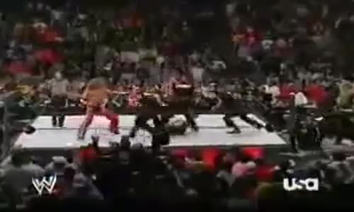 John Cena saves Shawn Michaels