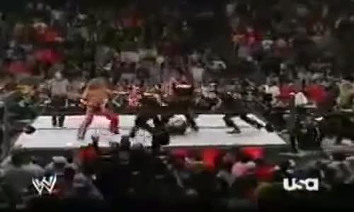 John Cena saves Shawn Michaels