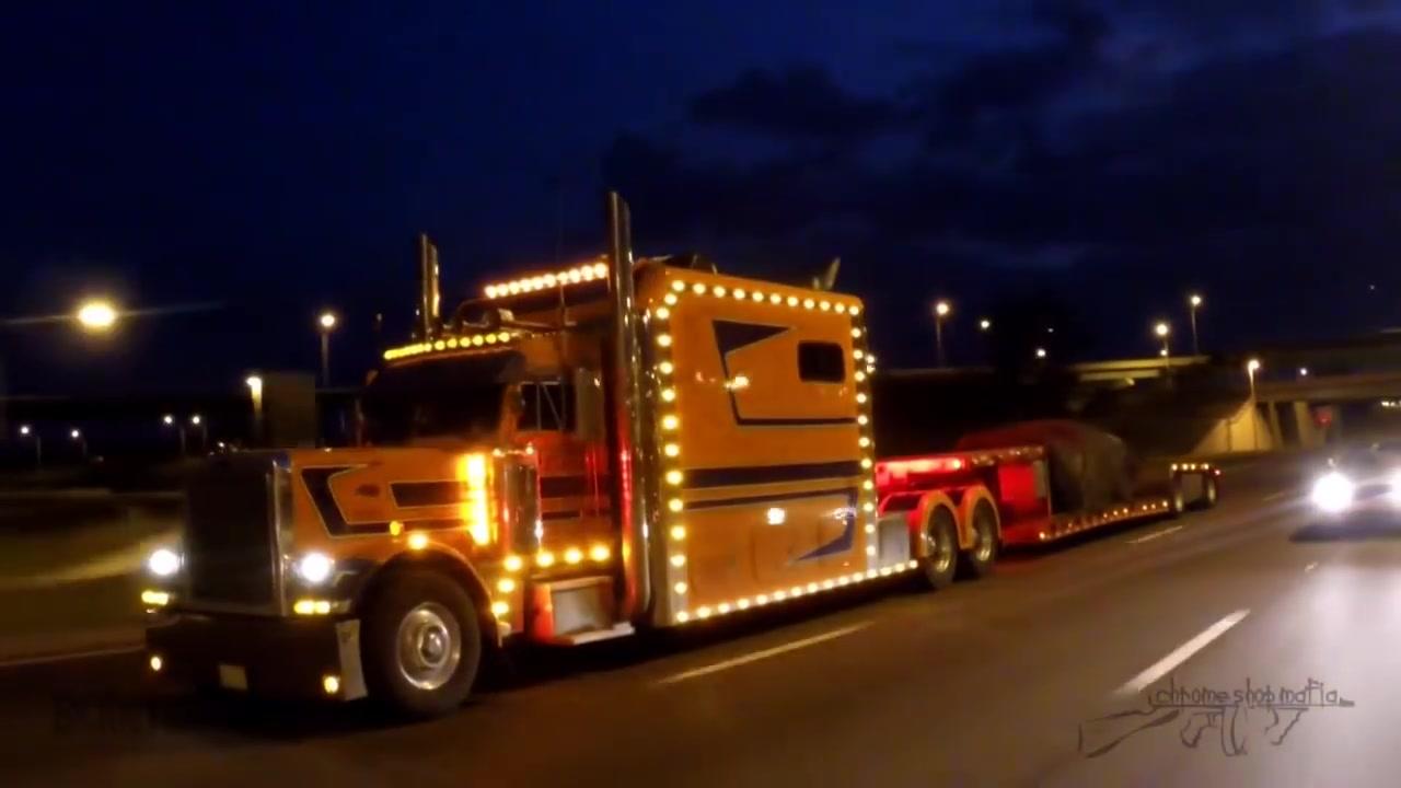 سائقوا الشاحنات العملاقة اكبرغرف نوم fox trucking