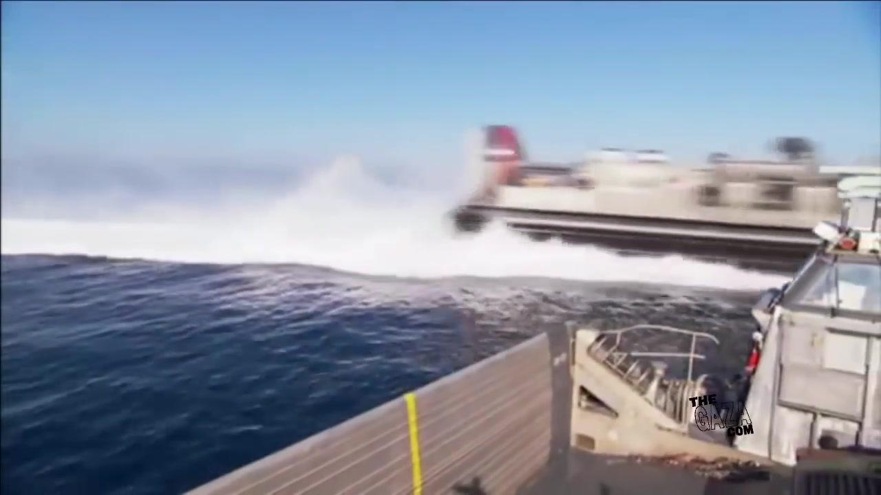 مشاريع عملاقة السفن الامريكية