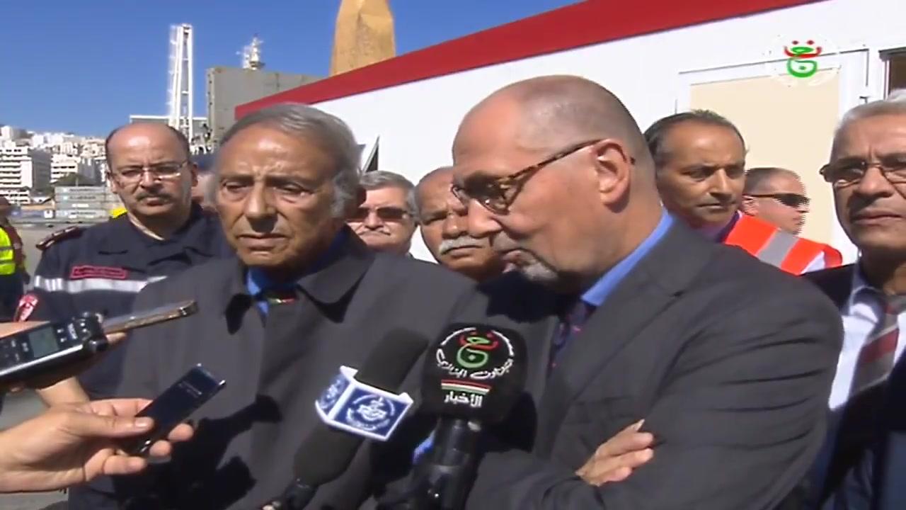 الجزائر ترسل مساعادات كبيرة لمتضرري اعصار ايرما في  الجزر الفرنسية
