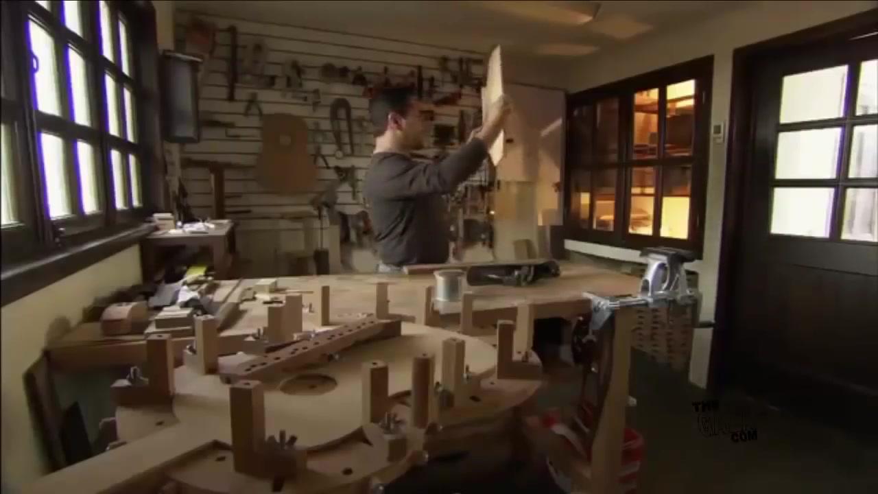 كيف صنع قيثارة المكسيك  MEXICAN GUITAR -FEAST