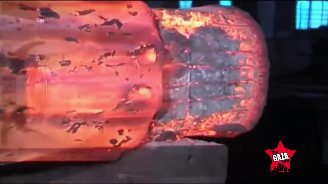 اكبر مصنع للفولاذ في ألمانيا