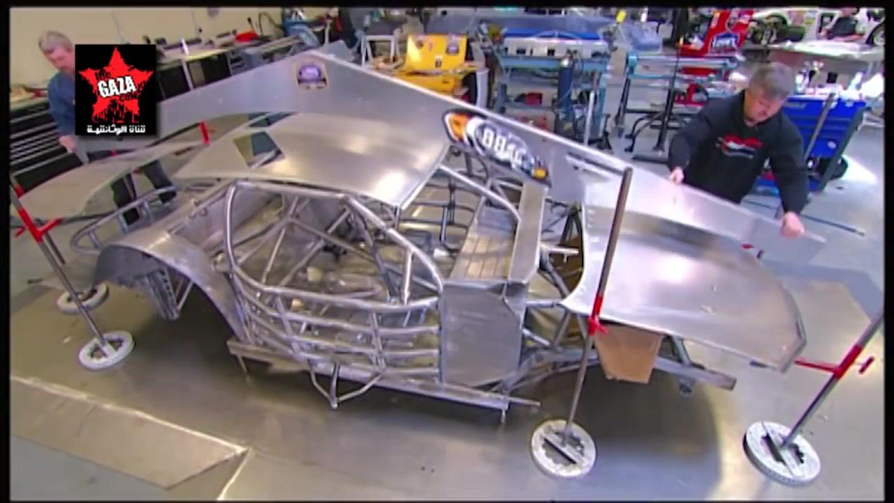 مصانع عملاقة  سيارات سباق النسكار NASCAR