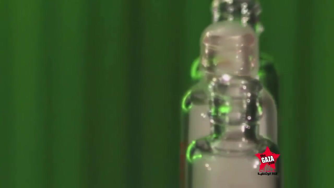كيف صنع زجاجة العطور