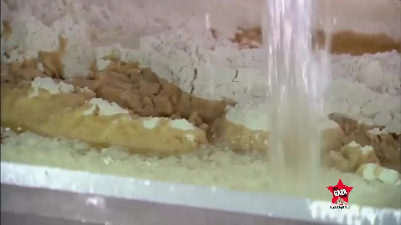 كيف صنع الخبز الي او طرتية