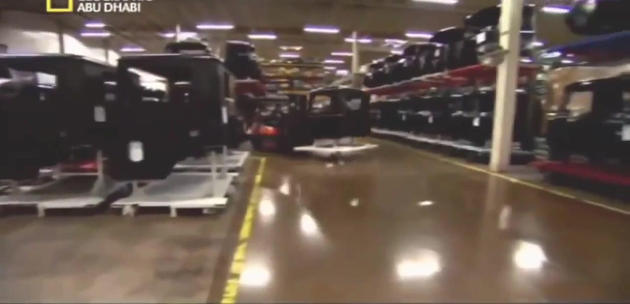 مصانع عملاقة  Mack Trucks
