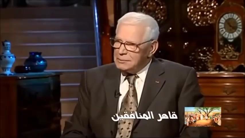وزير تونسي  إستقلال تونس والمغرب جاء بفضل الثورة الجزائرية المجيدة وتونس لها فضل كبيرا ايضا على الجزائر
