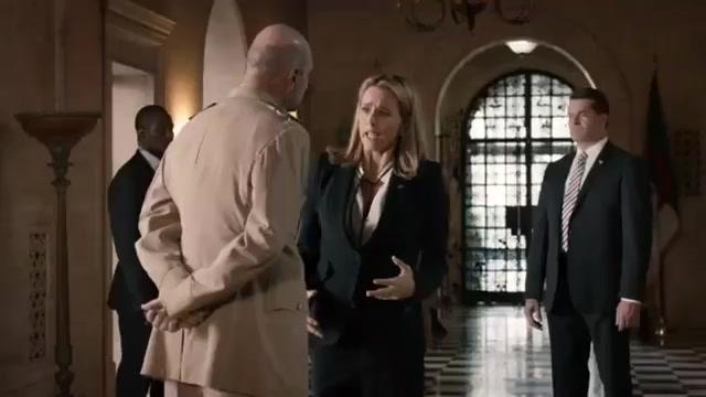 المسلسل الامريكي Madam Secretary يصور عملية الانقلاب في الجزائر كيف ستكون