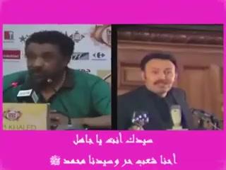 رد االزعيم هواري بومدين على داب خالد لاننا شعب حر ولاننا اسياد