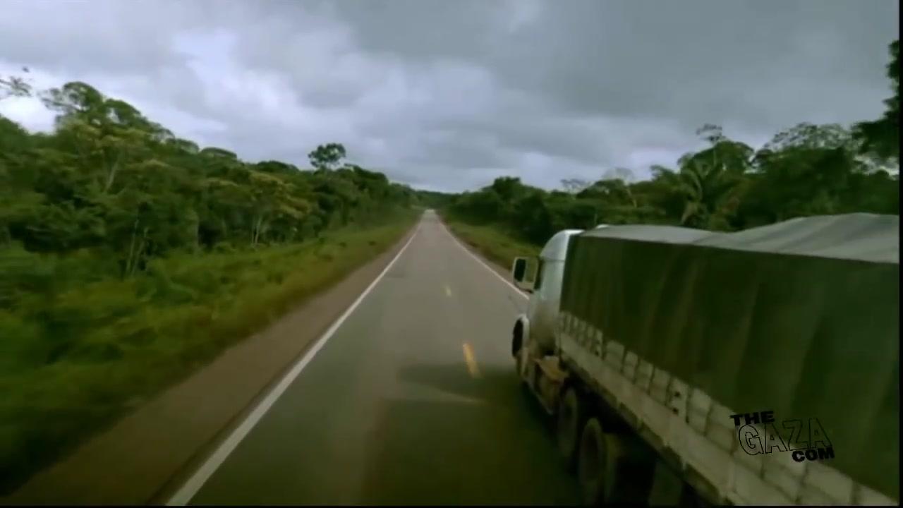 وثائقي اطول خط حافلة في العالم