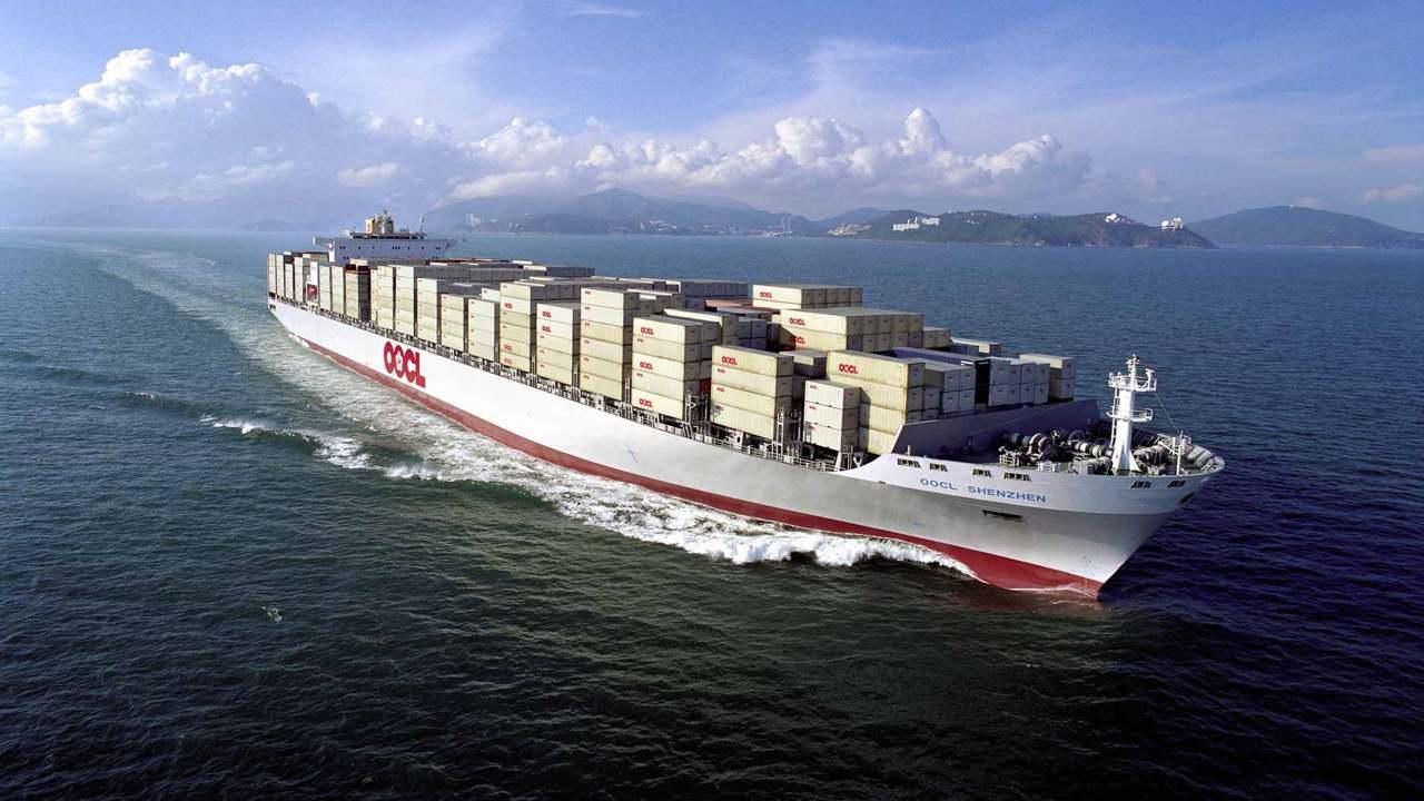 وثائقي سفينة الحاويات العملاقة OOCL يعرض اول مرة