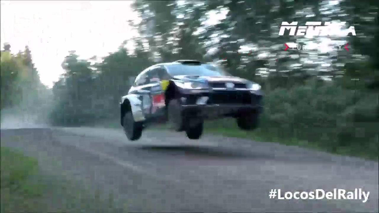 السيارات الرياضية WRC في اروع واخطر المنعرجات  سياقة احترافية مذهلة